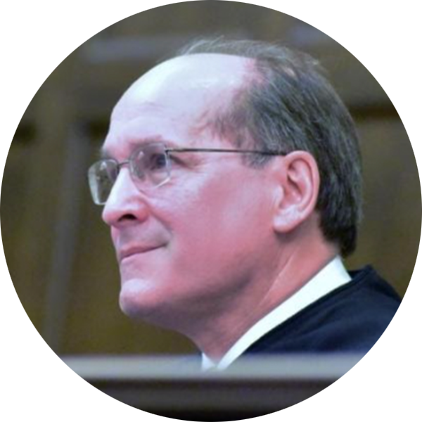 Photo of Judge Michael Aloi