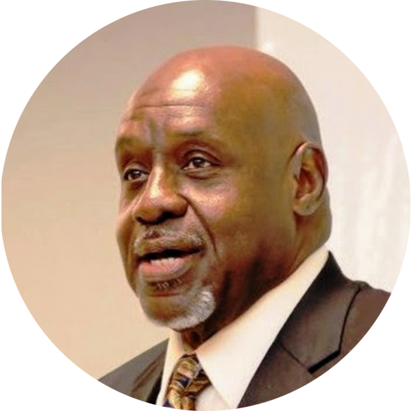 Photo of Reverend Ron English